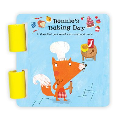 Book cover for Round and Round: Bonnie's Baking Day